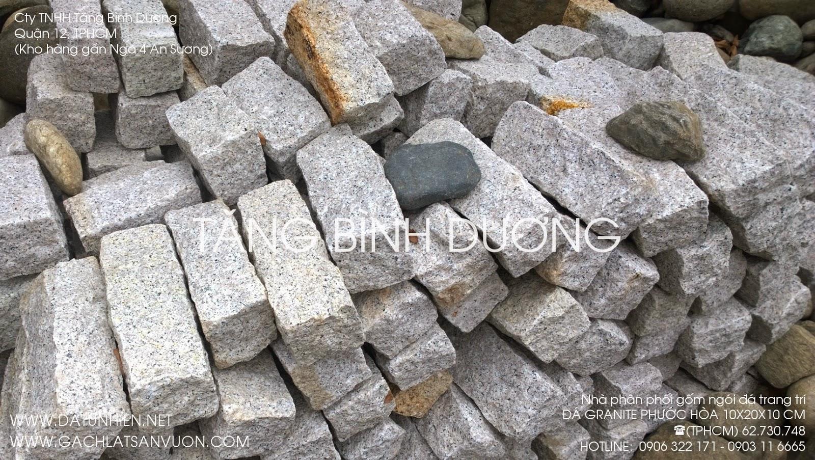da granite phuoc hoa 10x20x10 cm
