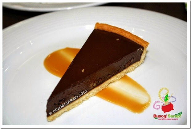 GOOD FOOD & WINE 2010-GEORGE CALOMBARIS DESSERT © BUSOG! SARAP! 2010