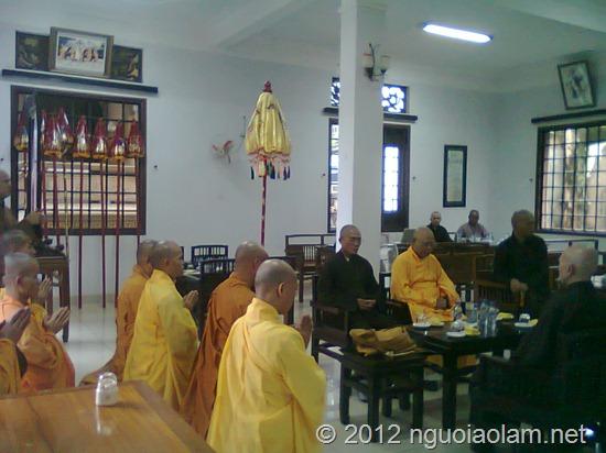 Phóng sự đặc biệt: công tác chuẩn bị tang lễ đại lão Hòa Thượng Thích Minh Châu