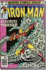 P00030 - El Invencible Iron Man #130