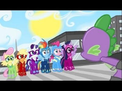 Hình Ảnh Pony Bé Nhỏ Đáng Yêu Phần 5