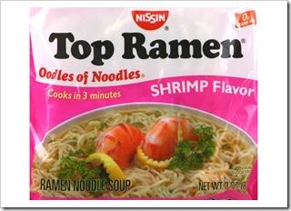 ramien noodles