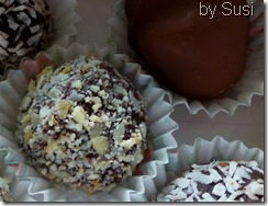 Susi's truffles