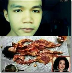 Wajah lelaki yang edit gambar Datin Rosmah1