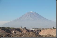 64. Arequipa volcano