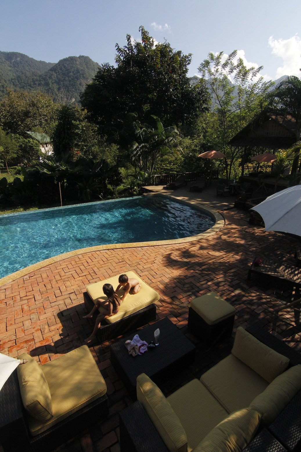 Yoga Retreat Laos
