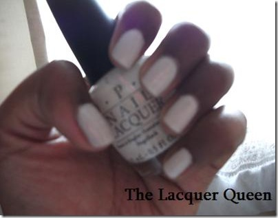 OPI Peace Baby (with bottle)