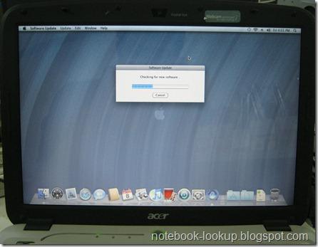 ทดสอบการติดตั้ง MAC OSX (Hackintosh) บน Notebook 3 รุ่น