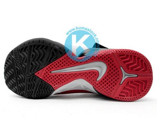 Upcoming Nike Zoom Soldier VI 6 525015600 RedBlackGrey