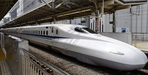 shinkansen Japan Railways