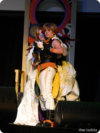 Animania World Cosplay Summit 2012 Australia - Sakura and Syaoran from Tsubasa Reservoir Chronicles (3)