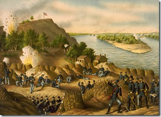 Vicksburg battle