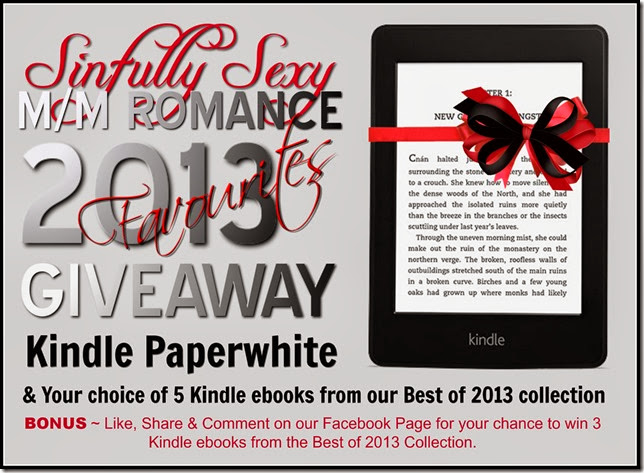 Paperwhite Giveaway