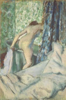 Edgar Degas, The Morning Bath, about 1887-1890