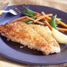 Potato-Crusted Snapper