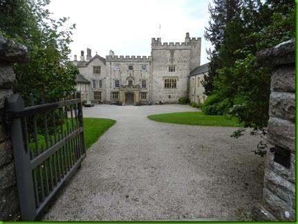DSCN0765  Sizergh Castle, front Aspect