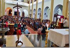 Festa em louvor a Nossa Senhora da Abadia de Água Suja – 15 de agosto de 2014 em Romaria.008