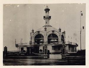 La sede social del Real Club Maritimo de Barcelona, conocida como el Palacio de la Nautica