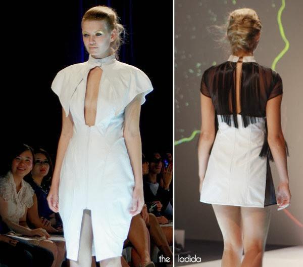 Raffles Graduate Fashion Show 2013 - Jovian Ng