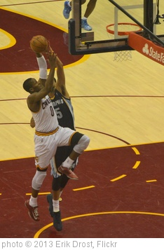 'C.J. Miles Layup' photo (c) 2013, Erik Drost - license: http://creativecommons.org/licenses/by/2.0/