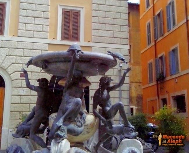 Visitar Roma Gueto 9