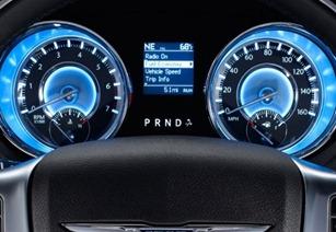 Novo Chrysler 300C
