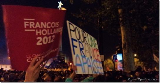 Coincé à la Bastille, 22h...