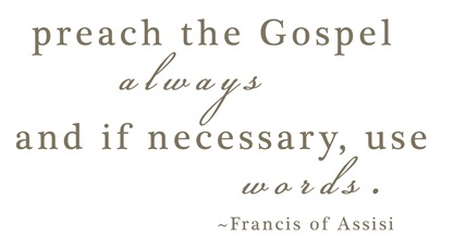 preach always