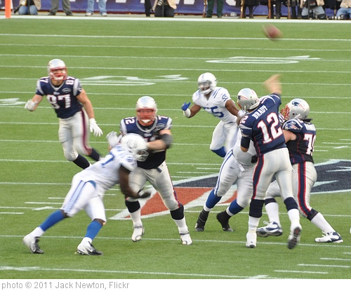 'Brady Passes' photo (c) 2011, Jack Newton - license: http://creativecommons.org/licenses/by-sa/2.0/