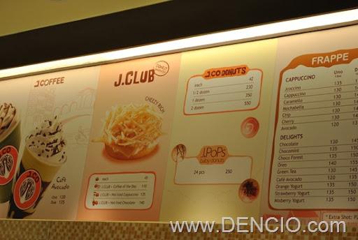 how much jco donuts per dozen