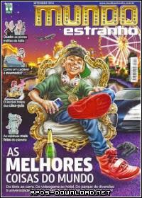 546208d8447a1 Revista Mundo Estranho Setembro 2014 Edição 157