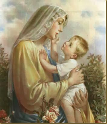 JESUS CON MARIA