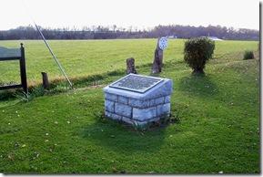 Cross Keys Battlefield marker
