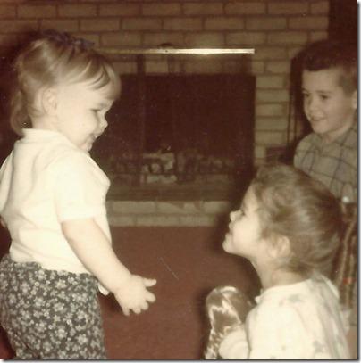lisa & cathy 1968