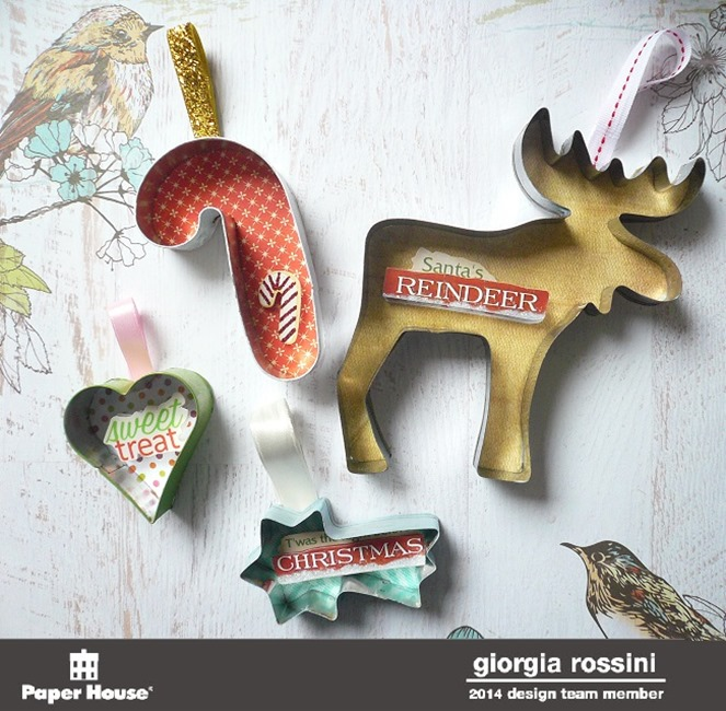 Giorgia Rossini for Paper House