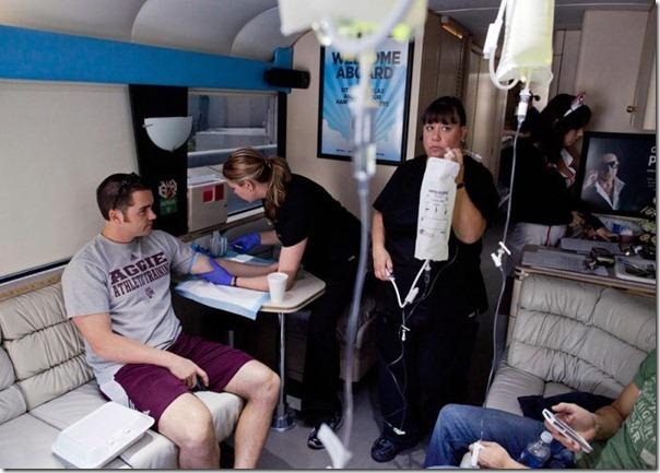 Hangover Bus Vegas