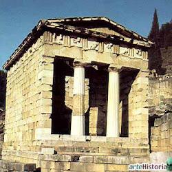 34 - Tesoro de los Atenienses de Delfos