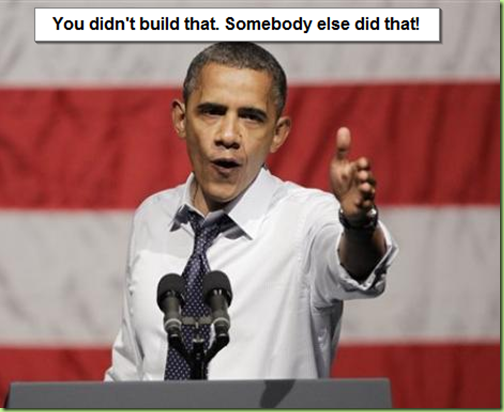 you didn&#39;t build that bo