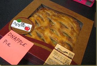 DNAPL pie