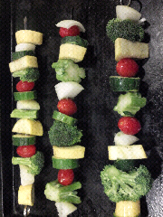 Veggie Kabobs