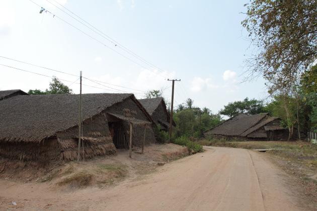 Pottery workshops at Twante, Myanmar