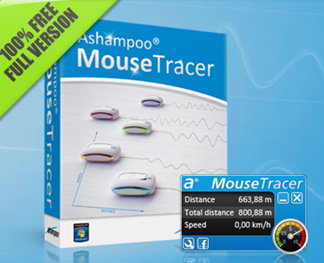 MouseTracer – Free Mouse Tracker Tool