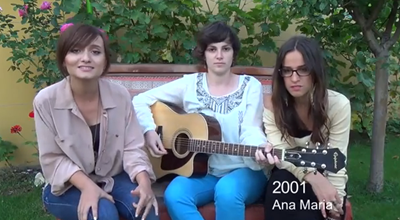 Marta , Ana si Beck