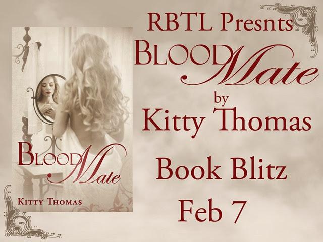 Blood Mate Book Blitz Banner