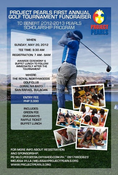 Project Pearls Golf Tournament