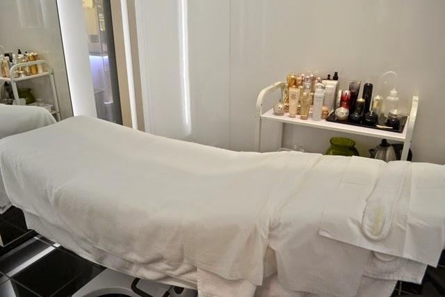 Shiseido Facial Massage VIP Treatment Review (4)