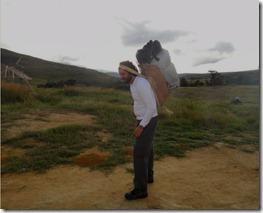 Com um Guayare no Monte Roraima