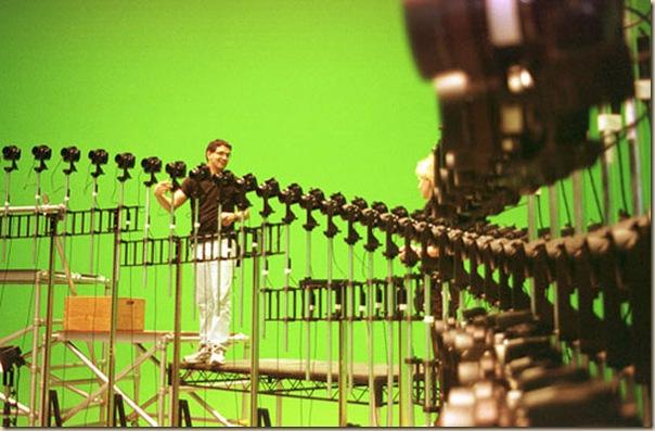 Photos étonnantes dans les coulisses de grands films (11)