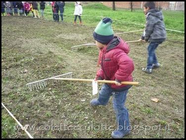 I bambini delle classi 1° della Scuola Primaria di Padulle piantano il grano! (35)