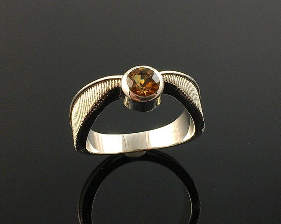 Harry Potter Golden Snitch Ring from House on Hudson